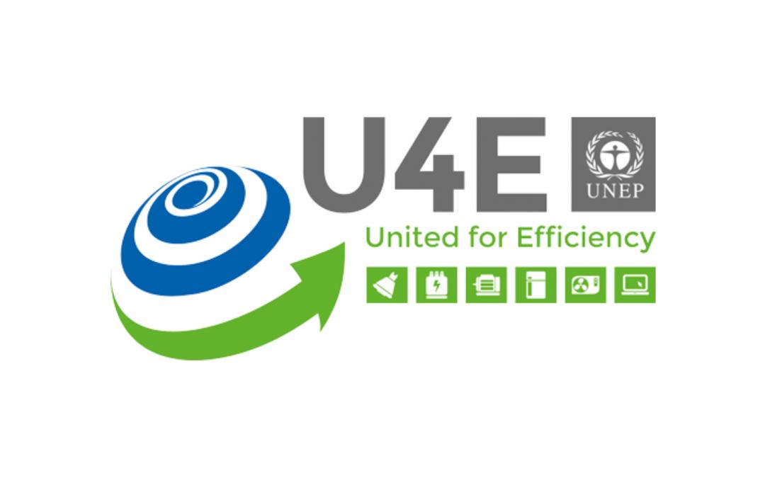 U4E logo