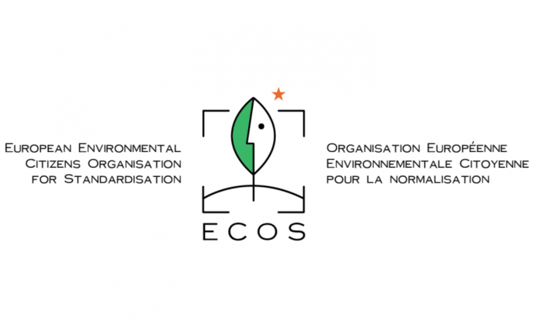 European Environmental Citizens Organisation for Standards – ECOS