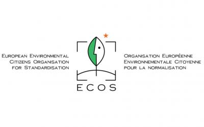 European Environmental Citizens Organisation for Standards – ECOS